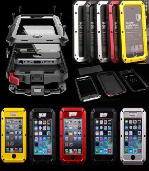 Чехол для IPhone 5S / IPhone 5/ 4 /4s Ударопрочный, Водонепроницаемый