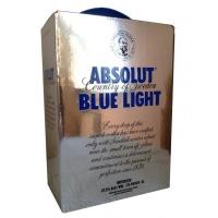 Водка Absolut Blue (Абсолют Блу) 3L