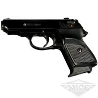Пистолет стартовый Ekol MAJOR (7 патронов 1) черный
