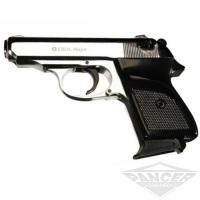 Пистолет стартовый Ekol MAJOR (7 патронов 1) серый