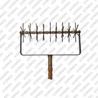 Культиватор Для рыхления компоста и покровки ручной