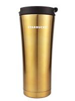 "Термочашка Starbucks ""Smart Cup"" золотистая"