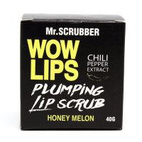 Скраб для губ Mr. Scrubber Медовая дыня