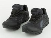 Тактические кроссовки, Криптек, черный