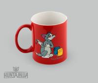 "Чашка ""Фашик Донецкий"", красная"
