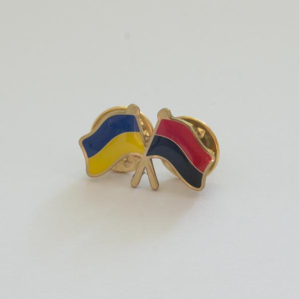 """Значок """"Украина-УПА"""""""