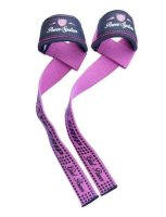 Кистевые ремни Power System G-Power Straps PS-3420 Pink