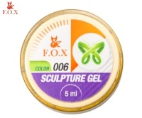 Гель-пластилин F.O.X Sculpture gel