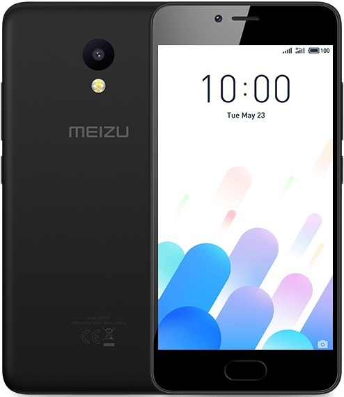 Meizu M5C 2/16Gb EU, Black