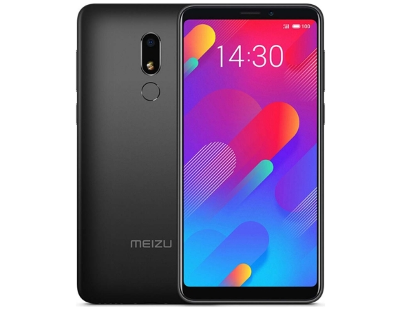 Смарфон Meizu Note 8 4/64 black