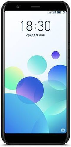 Смартфон Meizu M8c 2/16GB Black