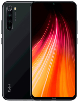 Смартфон Xiaomi Redmi Note 8 4/64GB (Space Black , Neptune Blue)