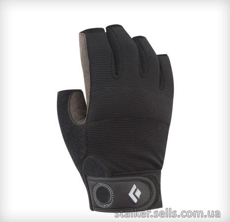 Перчатки BLACK DIAMOND Crag Half-Finger