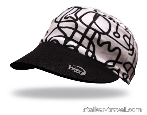 Кепка Wind x-treme Coolcap Black and White