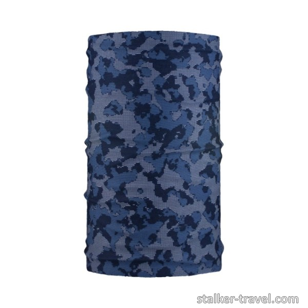 Повязка Wind x-treme Wind Digital Camo Blue