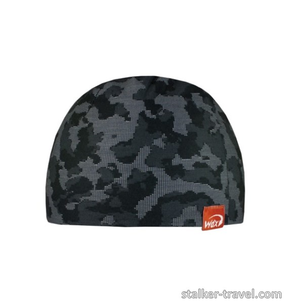 Шапка Wind X-treme Hatwind Digital Camo Black