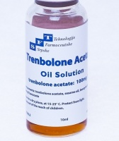 Trenbolone Acetate 10 мл 100 мг/мл sft labs