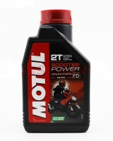 Моторное масло MOTUL 2T Scooter POWER синтетика