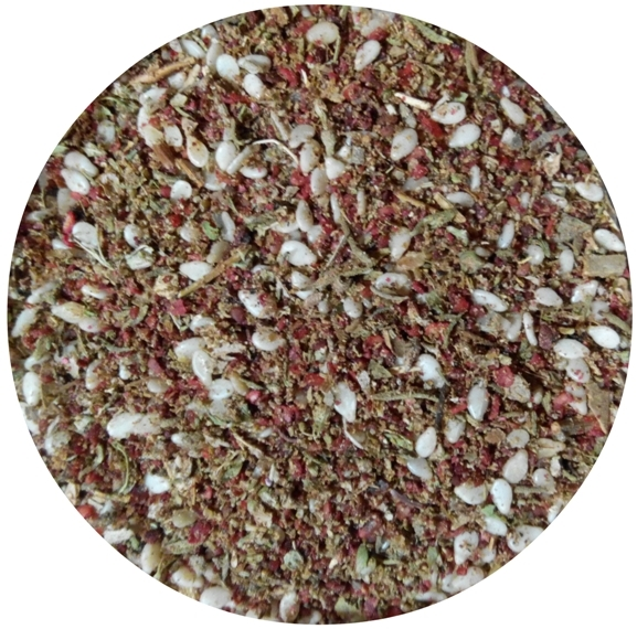 ZA'ATAR BEIRUT [Lebanese Spices Blend with sumac]