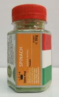 SPINACH Powder Spice King - 100 ml jar - 50 g net weight