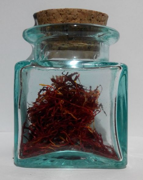SPANISH SAFFRON [Red filaments]