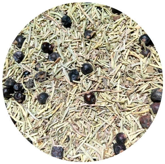 VUURKRUIDEN [Dutch BBQ Fire Herbs Blend]