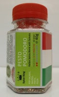 PESTO POMODORO Spice King - 100ml PET jar - 40 g net weight