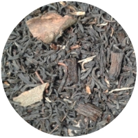VANILLA BEANS TEA [100% natural]