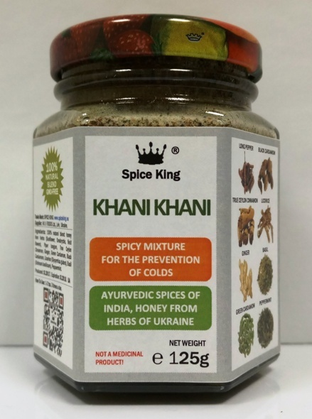KHANI KHANI [Honey spicy mixture]