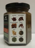 KHANI KHANI Triple Force Spice King - 196 ml glass jar - 200 g net weight