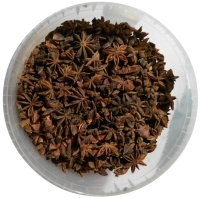 STAR ANISE Spice King - real inside view