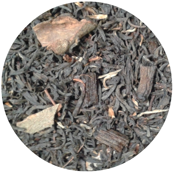 January 30, 2017 - Right from the tropical plantations of the amazing Madagascar: Bourbon motif for gourmets of luxurious tea parties in a bouquet with the one of the best Indian tea – VANILLA BEANS TEA!