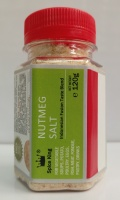 NUTMEG SALT Spice King - 100 ml jar - 120 g net weight