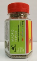 MADRID PEPPER Spice King - 100 ml jar - 50 g net weight