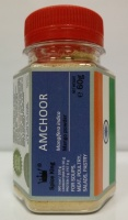 AMCHOOR (Mango powder) Spice King - 100 ml PET jar - 60 g net weight