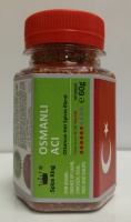 OSMANLI ACI Ottoman Hot Spices Blend Spice King - 100 ml PET jar - 60 g net weight
