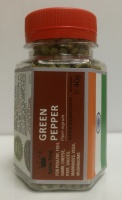 GREEN PEPPER Spice King - 100 ml PET jar - 40 g net weight