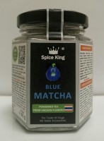 BLUE MATCHA Spice King - 190 ml glass jar - 60 g net weight