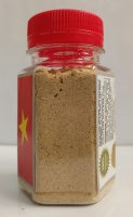 GINGER Ground Spice King - 100 ml PET jar - 50 g net weight