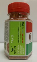 TACO Spice King - 100 ml jar - 60 g net weight