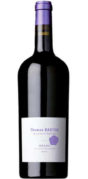 Купить Вино THOMAS BARTON Bordeaux Reserve Privee