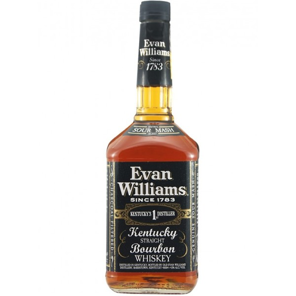 Бурбон EVAN WILLIAMS STRAIGHT