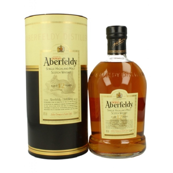 Купить Виски ABERFELDI Single Malt Whisky
