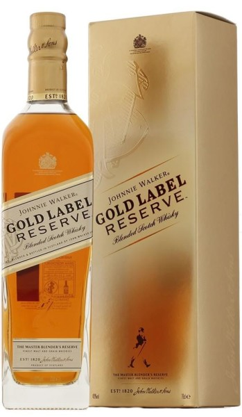 Виски Johnnie Walker Gold Label Reserve Scotch Whiskey