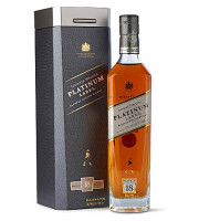 Купить Виски Johnnie Walker Platinum Label Blended Scotch Whisky