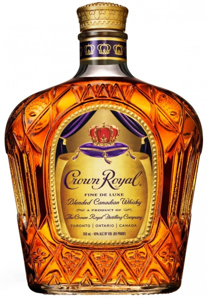 Купить Виски Crown Royal Blended Canadian Whisky