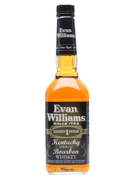 Купить Виски EVAN WILLIAMS Bourbon Whiskey