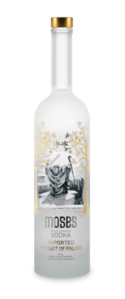 Водка MOSES Vodka