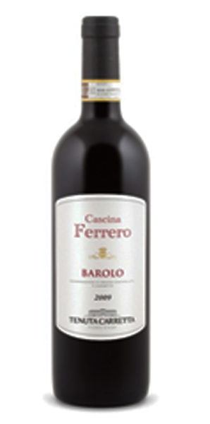 Купить Вино Tennuta Carreta Barolo 2009