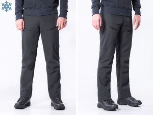Vovkulak Winterfrost (softshell), cold weather pants